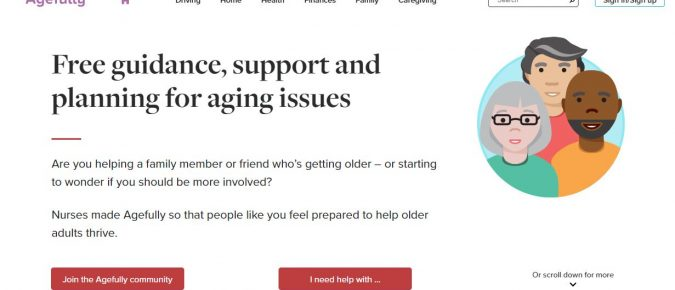 Some 35 million Americans are caring for an older loved one, are you one of them?